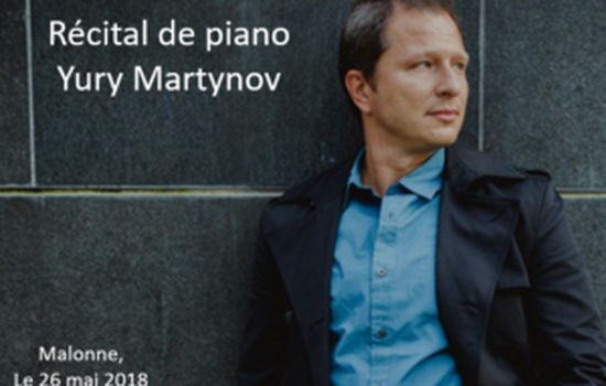 Yury Martynov official Website | Namur, Abbaye Musicale de Malonne