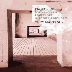 Yury Martynov official Website | Sergei Prokofiev