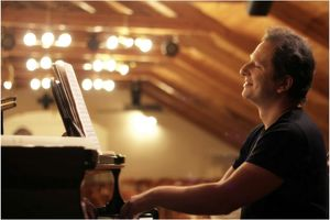 Yury Martynov official Website | Concert with Alexander Rudin