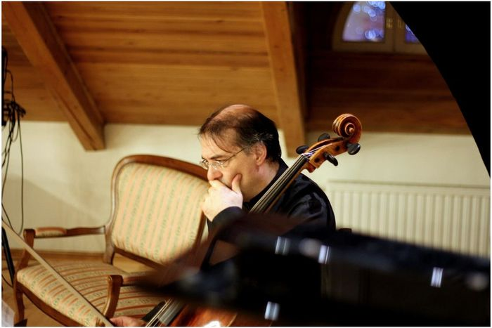 Concert with Alexander Rudin | Yury Martynov official Website