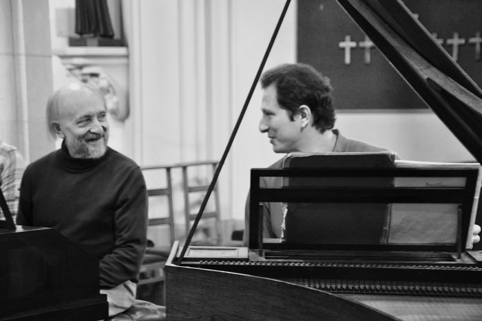Mozart with Alexei Lubimov | Yury Martynov official Website