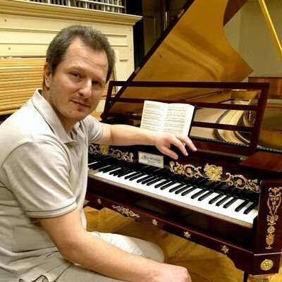 Yury Martynov official Website | Recording of Beethoven