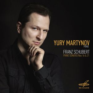 YuryMartynov Website | Франц Шуберт - Сонаты для фортепиано