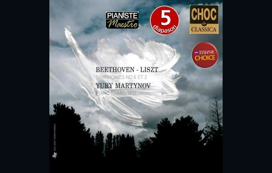 Yury Martynov official Website | Beethoven Symphonies Nos 2 & 6 - Reviews